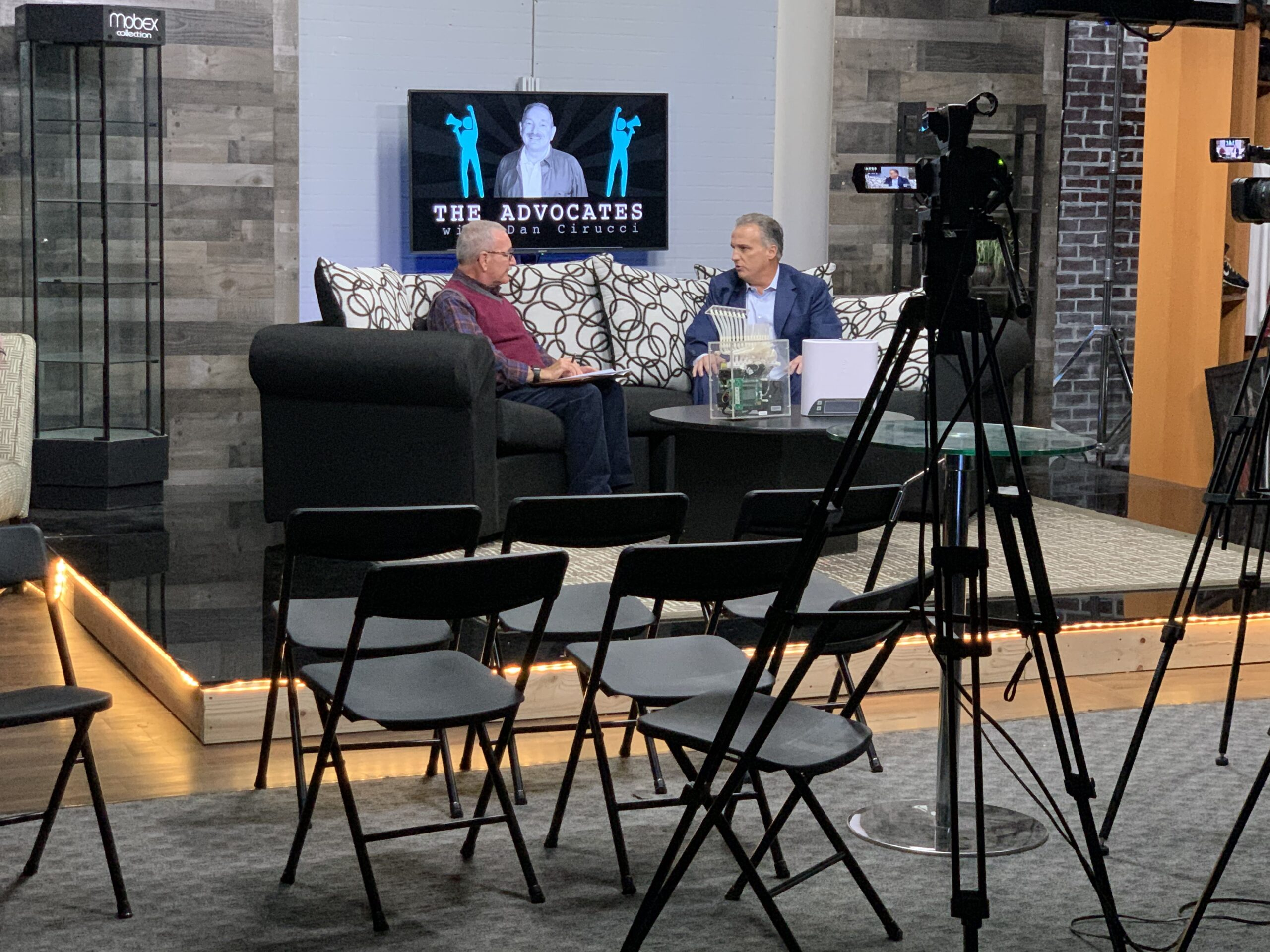 Watch: AIROS Medical CEO Makes Two Television Appearances